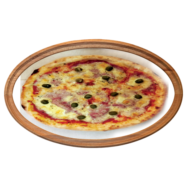 PIZZA MORTADELA