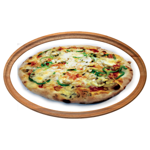 PIZZA VEGETARIJANSKA